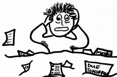 Homework Study Excess Success Lot Heavy Students