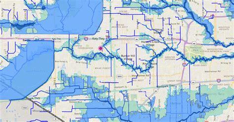 houston  prone  major flooding cbs news
