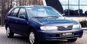 Nissan Almera 16 Engine