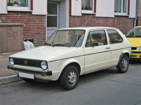 Volkswagen Golf I  Wikipedia, Den Frie Encyklopædi