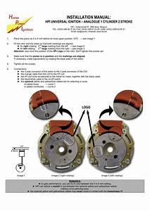 Hpi Internal Rotor Cdi Ignition System For Puch   Tomos