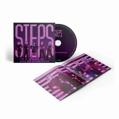 Steps Future Holds Album Cd Something Eyes