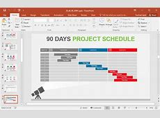 5+ Best 90 Day Plan Templates for PowerPoint