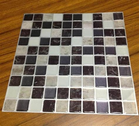 9x9 Smart Backsplash Tiles Peel And Stick Ceramic Floor