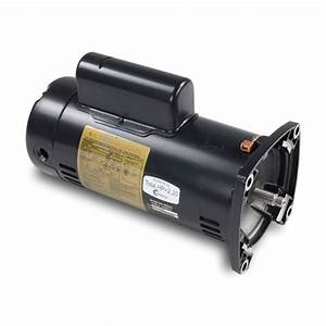 Hayward Max-flo Ii 2 Hp 2-speed Motor
