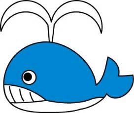 クジラ:イラストポップ | ミニイラスト-魚の無料クリップアート素材