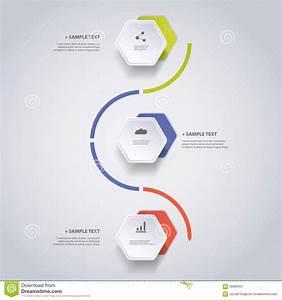 Infographic Concept - Flow Chart Design