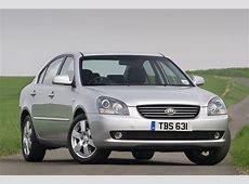KIA Magentis 2006 Car Review Honest John
