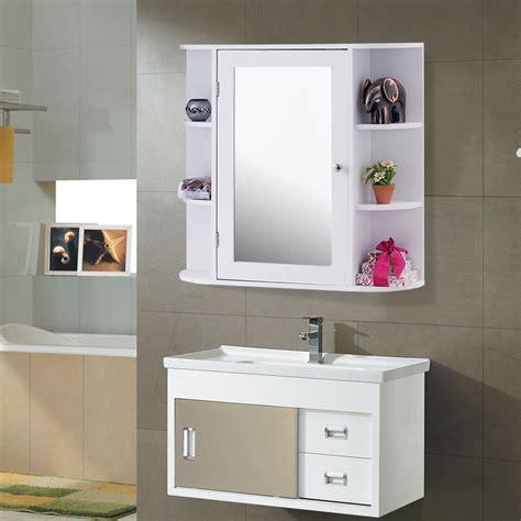 Giantex Multipurpose Mount Wall Surface Bathroom Storage