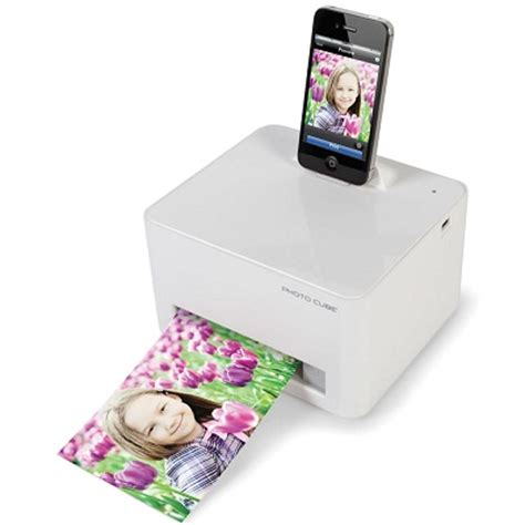 printing pictures from iphone the iphone photo printer prints clear photos in