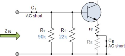 Input Impedance Amplifier How Calculate