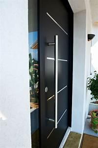 Porte D39entre Aluminium COTIM 11 Porte Aluminium Design
