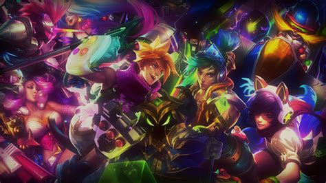 Elementalist Animated Wallpaper - league of legends elementalist wallpapers hd