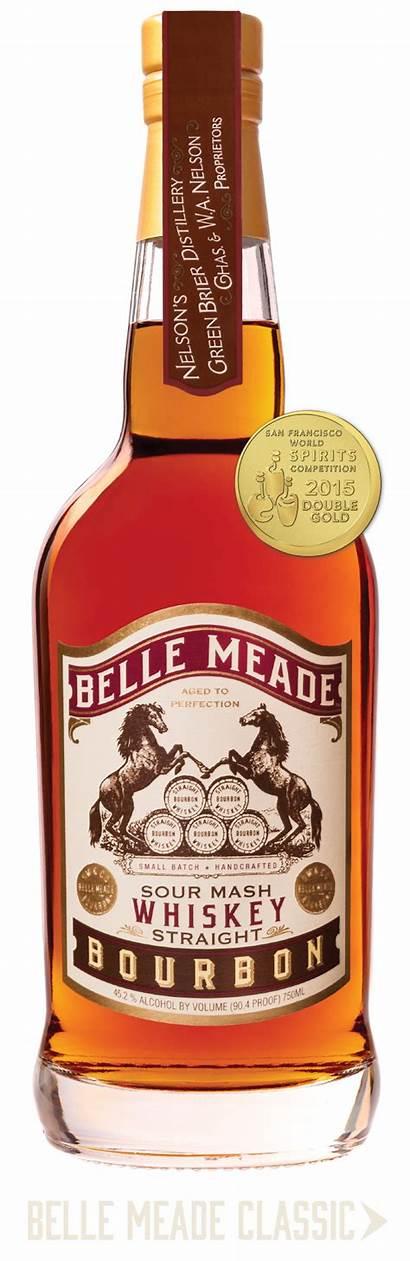 Belle Meade Bourbon Mash Sour Brier Kentucky
