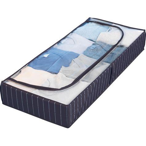 Aufbewahrung Unterm Bett by Unterbettkommode Wenko Comfort