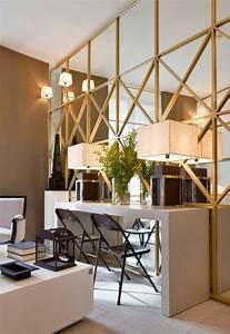 Große Wandspiegel Mit Rahmen : 20 kreative ideen mit wandspiegeln in verschiedenen interieurstilen ~ Bigdaddyawards.com Haus und Dekorationen