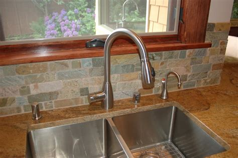 granite countertops with undermount sinks stainless steel undermount sink with granite countertop yelp