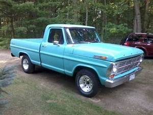 Sell Used 1969 Ford F100 Shortbox Colorado Truck Rebuilt Engine Great Condition   In Colfax