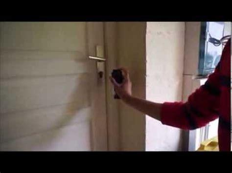 Comment Ouvrir Une Porte Sans Clé Youtube