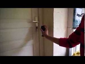 comment ouvrir une porte sans cle youtube With comment caler une porte