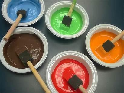 Wikipedia Paint Paints Tempera Wiki