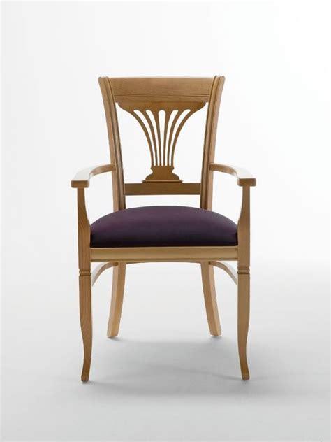 chaise médicalisée operetta b pour bars et restaurants chaise en bois avec