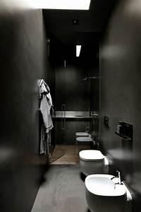 Salle De Bain Etroite : quelle couleur salle de bain choisir 52 astuces en photos ~ Melissatoandfro.com Idées de Décoration