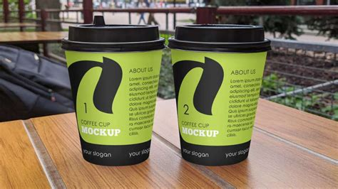 And also save your precious time. Free Matte Coffee Cup Mockup - PSDKits