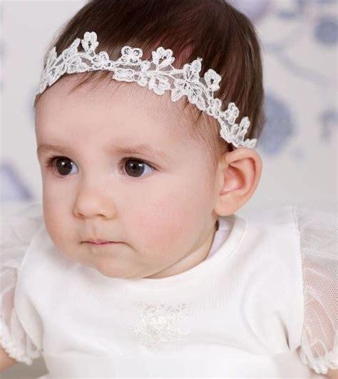 robe de chambre princesse bandeaux cheveux dentelle fille pour robe de bébé