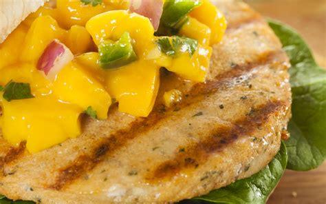 mahi sandwich chipotle mango