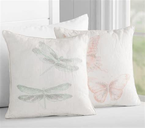 monique lhuillier watercolor decorative pillows pottery