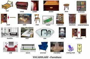 house and furniture my english blog With home furniture items name