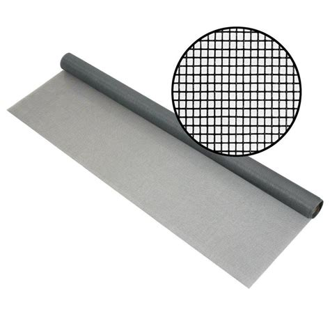 shop phifer 18x14 pool and patio screen wire at lowes