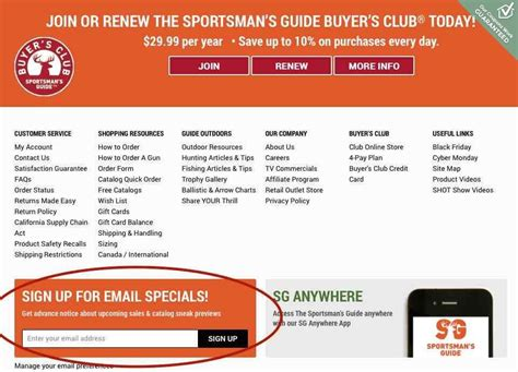 Sportsmans Guide Coupon Code February 2018 . Get Coupon