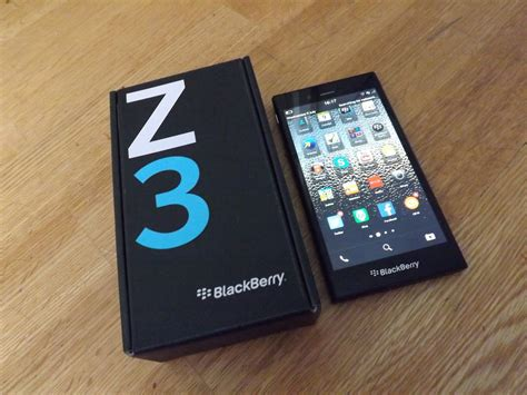 retailers in india sold through their initial stock of the blackberry z3 crackberry