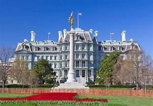 Eisenhower Executive Office Building Tourisme Washington