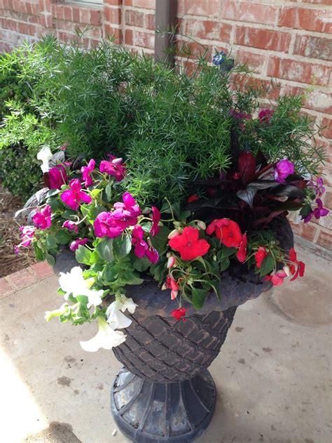 shade flowers for pots shade flower pot flower pots pinterest