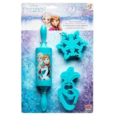Disneys Frozen Kids Baking Sets for sale   Anna & Elsa 3pc