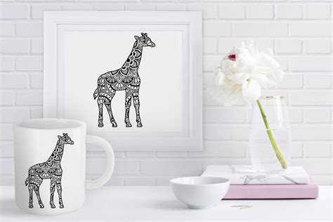 We have a huge range of svgs products available. Giraffe Mandala SVG Cut Files, Giraffe Mandala Clipart By ...