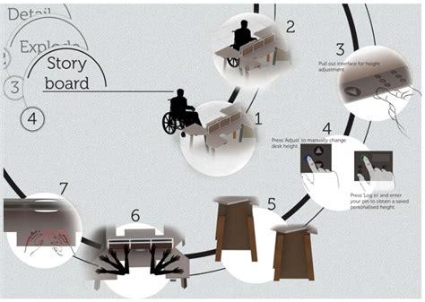 desk wheelchair accessible computer desk