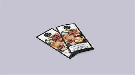 cuisine et comptoir avignon réalisation flyer brunch cuisine et comptoir référence arome