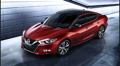 Is The Nissan Maxima All Wheel Drive by 2019 Nissan Maxima Review Build All Wheel Drive Release