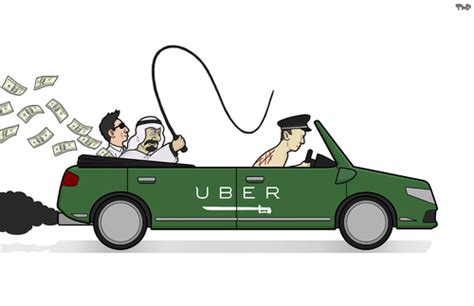 Uber And Saudi Arabia By Tjeerd Royaards