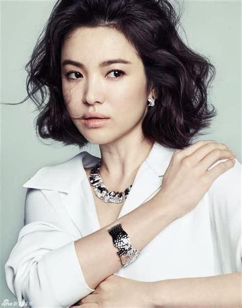 korean actress hairstyles ideas hair short hair styles
