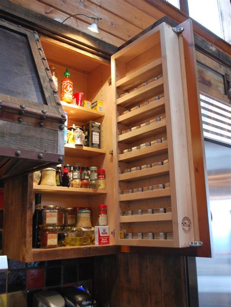 built  spice rack design ideas remodel pictures houzz