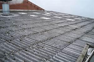 Renovation Toiture Fibro Ciment Amiante : amiante que dit la loi pour le fibrociment ~ Nature-et-papiers.com Idées de Décoration