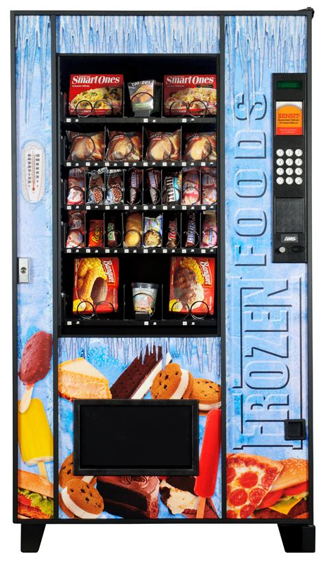 machine cuisine does your chicago room frozen food vending
