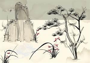 Vector Japanese Background Design | Download Free Vector ...