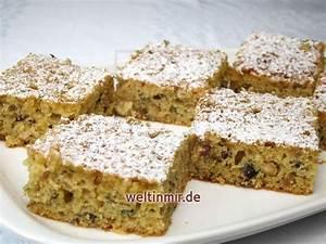 Nuss Kuchen • Rezept weltinmir de
