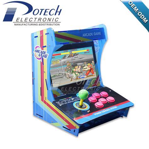 mini bartop     games arcade game machinevideo